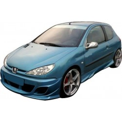 PARAGOLPES PEUGEOT 206 RS...