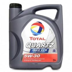 OIL TOTAL QUARTZINEO 5W30 5