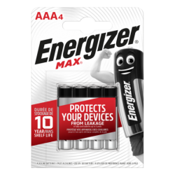 ENERGIZER MAX LR03 (AAA) BL8